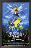 Pokemon 4ever Posters