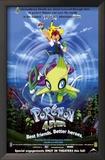 Pokemon 4ever Posters