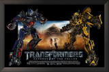 Transformers 2- Revenge of the Fallen Prints