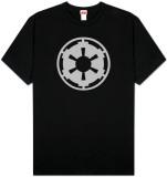 Star Wars  - Empire Logo T-skjorter