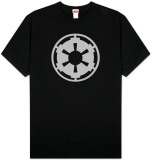 Star Wars  - Empire Logo Tshirt