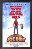 The Adventures of Joe Dirt Posters