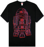 Star Wars  - Basic Artoo Shirt