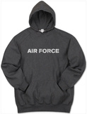 Hoodie: Lyrics To The Air Force Song T-shirts