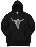 Hoodie:  Top Country Songs Cowskull T-shirts