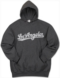 Hoodie: Los Angeles Neighborhoods T-paidat