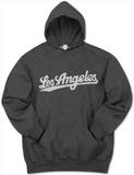 Hoodie: Los Angeles Neighborhoods Pullover Hoodie