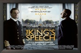 The King&#39;s Speech Prints