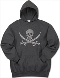 Hoodie: Pirate Flag T-Shirt