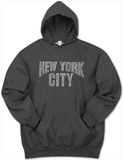 Hoodie: NYC Neighborhoods T-Shirts