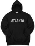 Hoodie: Atlanta Neighborhoods Pullover Hoodie
