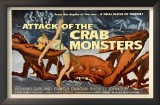 Attack of the Crab Monsters Prints