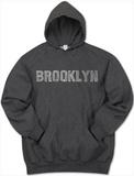 Hoodie: Brooklyn Neighborhoods Pullover Hoodie