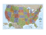 Mapa USA–Explorer Obrazy
