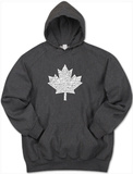 Hoodie: Canada National Anthem T-Shirt