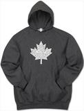 Hoodie: Canada National Anthem Pullover Hoodie