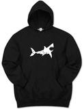 Hoodie: Shark 'Bite Me' Pullover Hoodie
