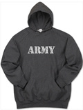 Hoodie: Lyrics To The Army Song T-shirts