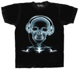 X-Ray Headphones - T-shirt