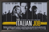The Italian Job Prints