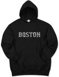 Hoodie: Boston Neighborhoods Pullover Hoodie
