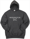 Hoodie: Washington DC Neighborhoods T-shirts