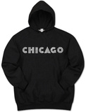 Hoodie: Chicago Neighborhoods T-Shirt