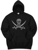 Hoodie: Pirate Flag Shirts