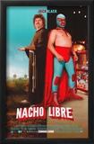 Nacho Libre Art