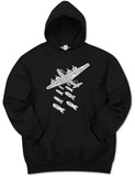 Hoodie: Drop Beats Not Bombs T-shirts