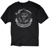 Sons of Anarchy - Logo V&#234;tements