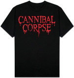 Cannibal Corpse  - Logo Shirt