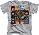 Youth: Lego Harry Potter - Characters T-Shirt