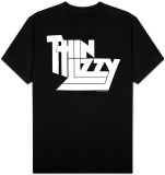Thin Lizzy - Logo T-shirts