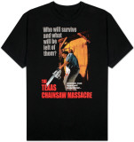 Texas Chainsaw Massacre - Bizarre & Brutal Crimes! Tシャツ