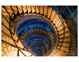 Endless Stair Reproduction proc&#233;d&#233; gicl&#233;e Premium par Harold Davis