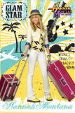 Hannah Montana Glam Star Posters