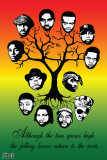 Steez - Roots Tree Print by  Steez