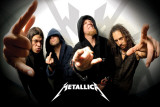 Metallica - Hoods Prints