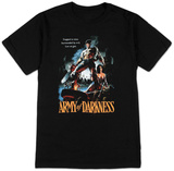 Army of Darkness - Trapped in time T-shirts