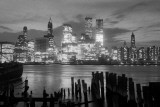 Nuit sur Manhattan Poster