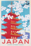 Japan - Railways Posters