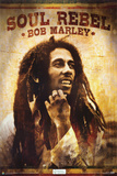 Bob Marley - Soul Rebel Prints