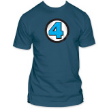 Fantastic Four - 4 T-shirts