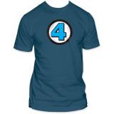 Fantastic Four - 4 Shirts