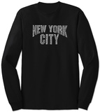 Long Sleeve: NYC Neighborhoods T-shirts