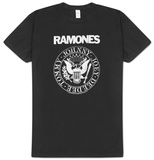 Ramones - Distressed Seal Shirts