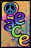 Love Peace Happiness Prints
