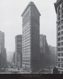 New York - Flatiron Building Prints