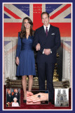 Will & Kate – Royal wedding Posters
